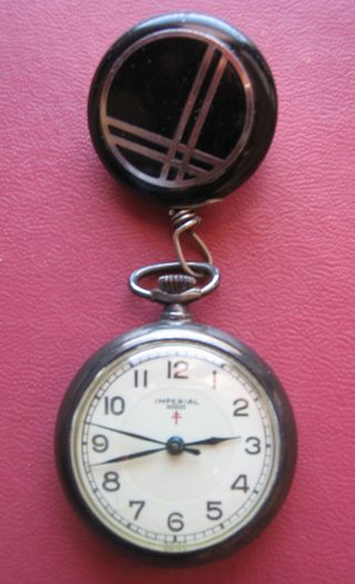 Broochpocketwatch
