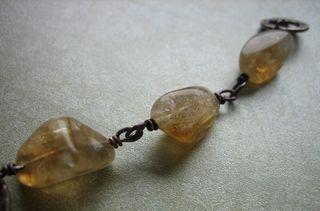 Linked citrine