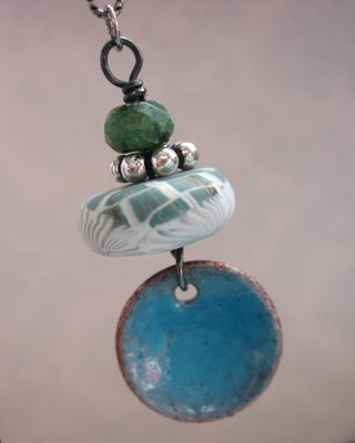 Oceanside earrings 1