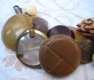 Brown Bracelet 1
