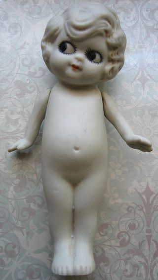 Large bisque doll