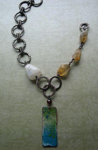 Necklace in progress full