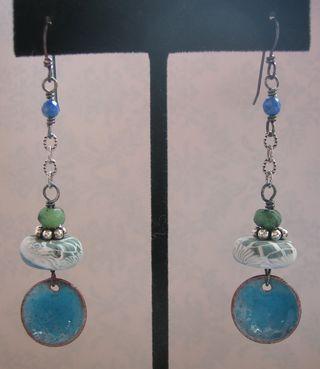 Oceanside Earrings