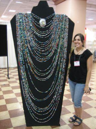 Worlds Longest Necklace