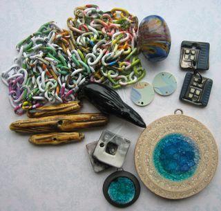 Artisan beads