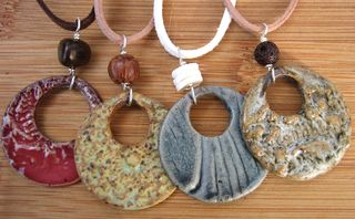 Carla's pendants