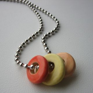 Fruit Loop necklace