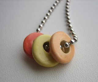 Fruit Loop necklace 2