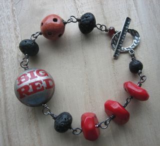 Bottlecap bracelet