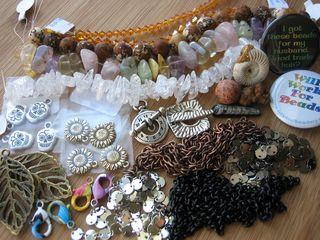 Misc beads 1