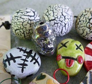 Zombie beads
