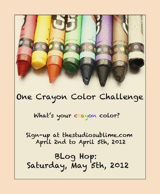 Color challenge button