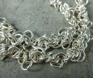 Jump ring chain
