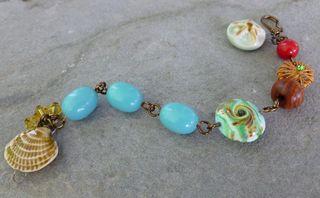 Seashell bracelet 2