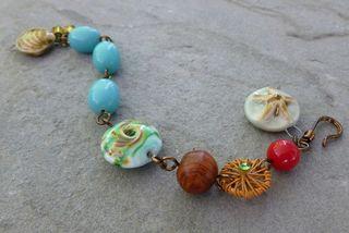 Seashell bracelet 3