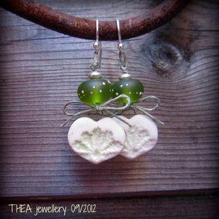 Earrings by Lesley