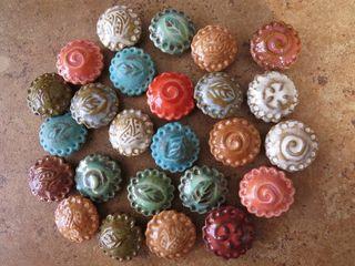 Pie beads