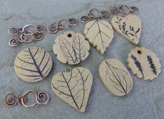 Pendants and clasps