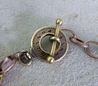 Clock clasp