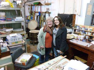 Elaines studio