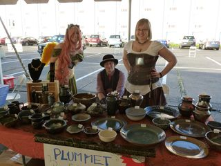 Pottery Booth