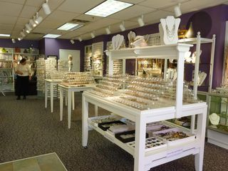 Gemstone side of store