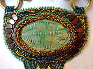 Trilobite necklace 3