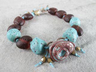 COM ammonite bracelet 2