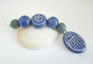 Jellyfish bead set 1