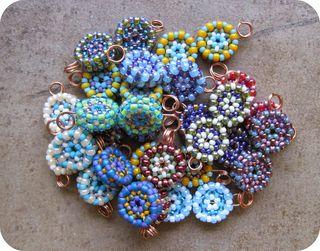 Sues beaded beads