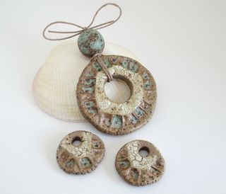 Rustic Green Coin Set 1