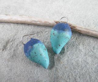 Blue baubles 1