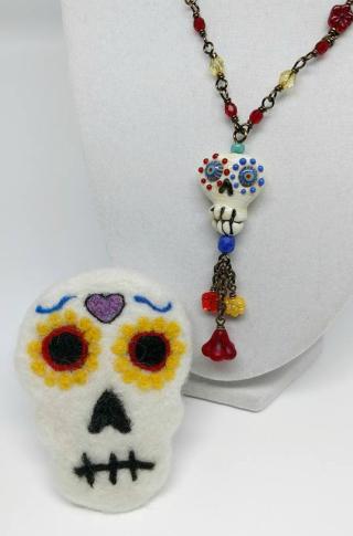 Sugar skull reveal 1